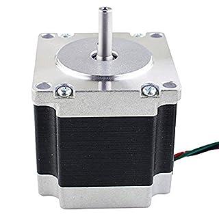 ROSENICE Nema 23 Stepper Motor CNC-Schrittmotor Bipolar 2.8A 178.5oz.in 1.26Nm