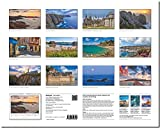 BRETAGNE - Land am Meer: Original Stürtz-Kalender 2018 - Großformat-Kalender 60 x 48 cm -