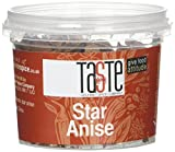 Gourmet Spice Company Whole Star Anise 18 g (Pack of 4)