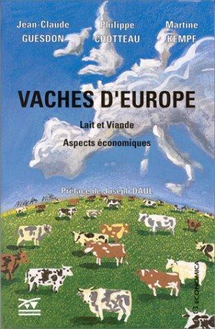 Vaches d'Europe par Jean-Claude Guesdon