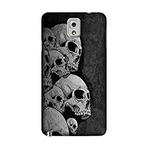 GADGETS WRAP Printed Back Cover and Case For Samsung Note 3 (My galaxy k )