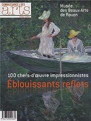 Connaissance des Arts, Hors-série N° 576 : Eblouissants reflets : 100 chefs-d'oeuvre impressionnistes