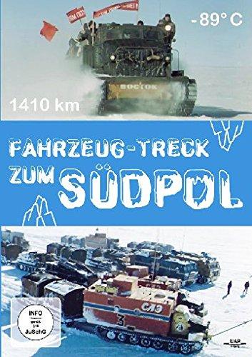 Preisvergleich Produktbild Fahrzeug-Treck zum Südpol