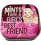 Mints ARE A GIRL'S BEST FRIEND - Pfefferminz-Geschmack
