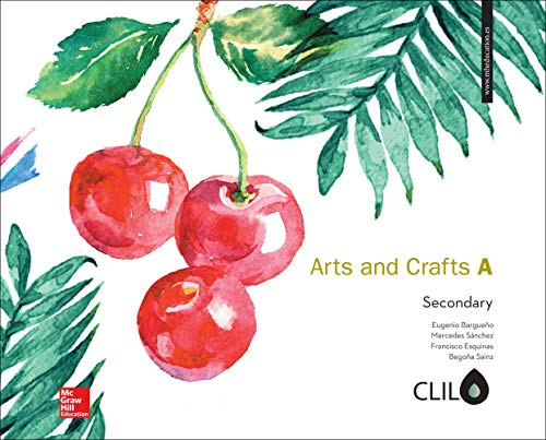 Arts and Crafts A Secondary - 9788448611750