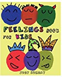 Feelings book coloring for kids :Fun creative activity: Kids Activity Book