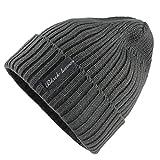 Kobay Calda Lana Lavorata a Maglia all Uncinetto Invernale Villus Beanie  Skull Slouchy Hat Hat 5e911299f851