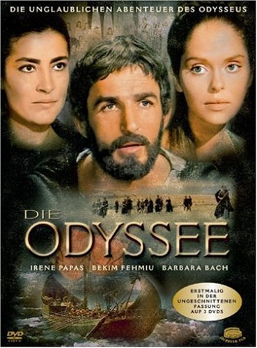 Bild von Die Odyssee (3 DVDs)