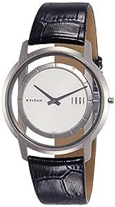 Titan Edge Analog Multi-color Dial Men's Watch - ND1577TL01A