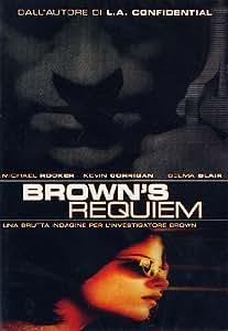 brown's requiem dvd Italian Import
