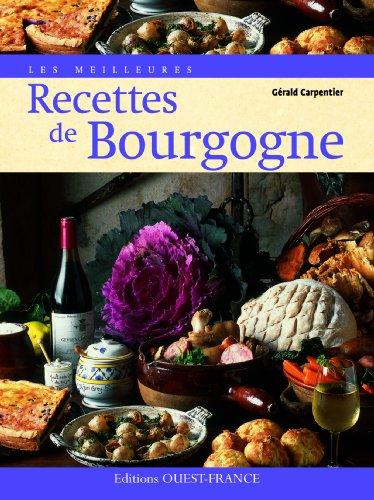 Les  recettes de Bourgogne