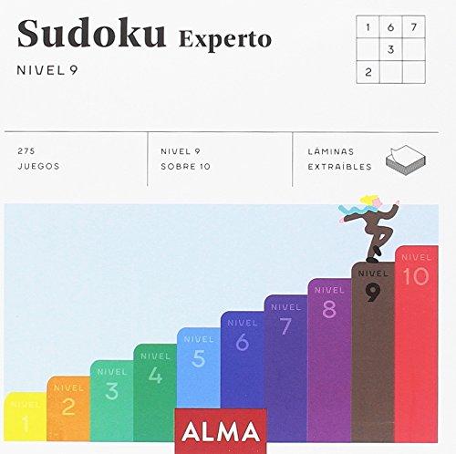 Sudoku Experto 9 (Cuadrados de diversión)