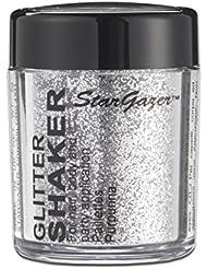 Stargazer Products Glitzer Streudose, silber, 1er Pack (1 x 5 g)
