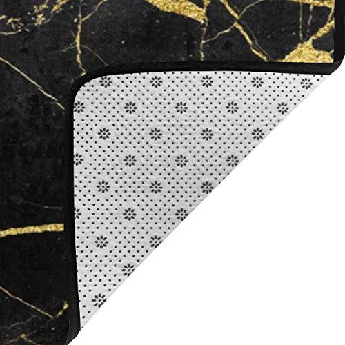 Zoom IMG-2 sotyi ltd tappeto nero oro