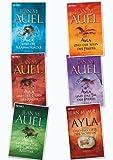 Ayla, Die Kinder der Erde, Band 1,2,3,4,5,6 von Jean M. Auel (Ayla Die Kinder der Erde)