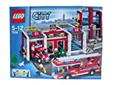 Lego 7208 City grosse Feuerwehrstation