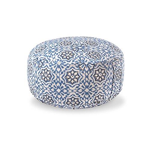 Lotuscrafts Coussin de méditation LOTUS (h : 15 cm), housse : coton (abc), certifié GOTS