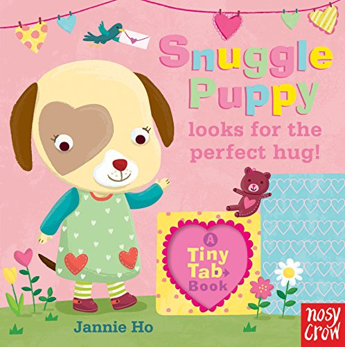 Tiny Tabs: Snuggle Puppy looks for the perfect hug