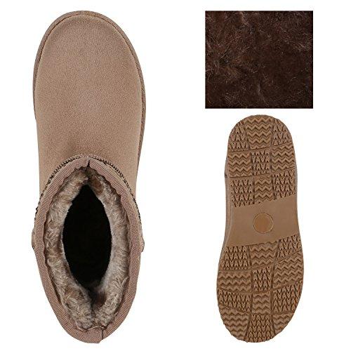 Botas Quente Alinhados Sapatos Strass Cáqui Femininos Deslizamento De 5qxw4gOwY