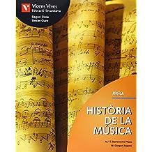 HISTORIA DE LA MUSICA+CD-CATALA: 000002 - 9788431668105