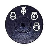 Husqvarna 532193350 Zündmodul, schwarz/weiß/metallic
