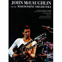 John McLaughlin And The Mahavishnu Orchestra -Full Scores - Guitar Tab Songbook