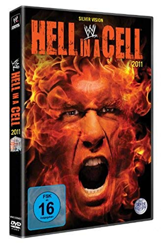 WWE - Hell in a Cell 2011 (Cell In Hell Wwe A)