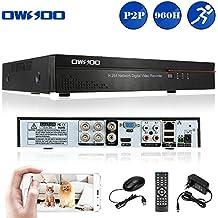 OWSOO 4CH Full 960H/D1 Network DVR CCTV Sicurezza H.264 P2P