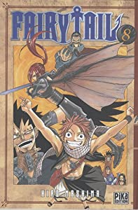 Fairy Tail Edition simple Tome 8