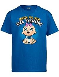 Diver Camisetas Camiseta Nacida para ser del Depor Coruña fútbol 6fca2114b1e7f