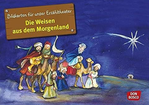 Die Weisen aus dem Morgenland - Bildkarten für unser Erzähltheater. Entdecken. Erzählen. Begreifen. Kamishibai Bildkartenset. (Bibelgeschichten für unser Erzähltheater)