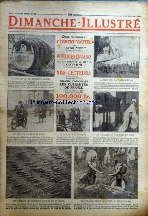 DIMANCHE ILLUSTRE [No 380] du 08/06/1930
