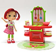 Strawberry Shortcake Bitty City Shops - Berry Cafe with Berry Scented Doll
