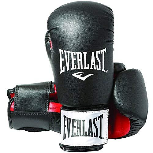 Everlast 1803 Guantes de Boxeo, Unisex, Negro, 12oz