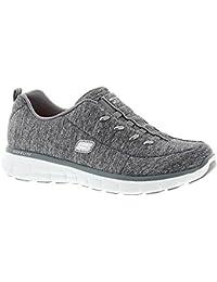Skechers rendimiento GB, escalón 2 Bind-Slip de encendido on calzado, Multicolor (Navy/White), US 10