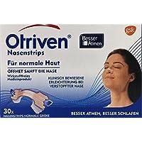 Preisvergleich für Otriven Besser Atmen Nasenstrips beige normale Größe, 30 St