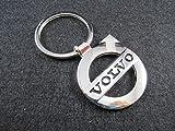 ETMA Portachiavi in Metallo Compatibile con Volvo lla001-13