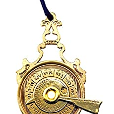 Reloj Náutico Nocturno: Lee la hora con la Estrella Polar. Steampunk reloj.