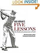 #2: Ben Hogan's Five Lessons: The Modern Fundamentals of Golf