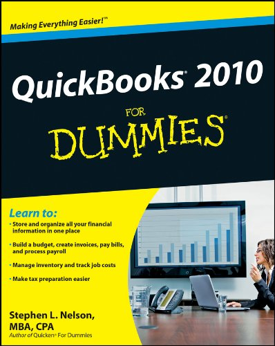 quickbooks-2010-for-dummies-us-edition