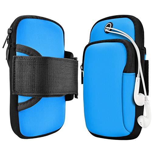 """Sport Armband,Armband Handy,Armtasche,Jogging,ArmJoggingTasche, Smartphone Laufen Sportarmband Schlüssel Halter für Handy Bis zu 7,0\"""""""