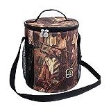 Cooler Tasche isoliert Mittagessen Box Picknicktasche Isoliert Thermotasche für Camping , camo