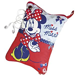 Minnie Mouse Hide N Sleep Cushion