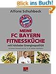 Meine FC Bayern Fitnessküche mit höch...