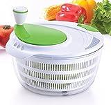 KUUK Salad Spinner - Dry Salad, Vegetables, Pasta