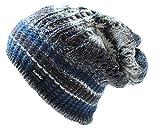 Eisbär Mütze Beanie - Mariette (blau 281)