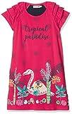 Bóboli Mädchen Kleider Knit Stretch Dress For Girl, Blau (Navy 2440), 110 (Herstellergröße: 5)
