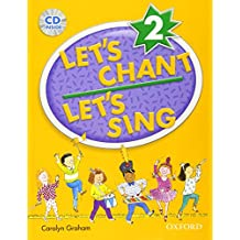 Let's Chant, Let's sing 2 book and audio cd