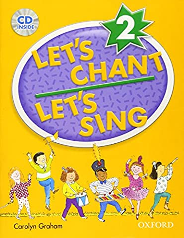 Carolyn Graham - Let's Chant, Let's sing 2 book and