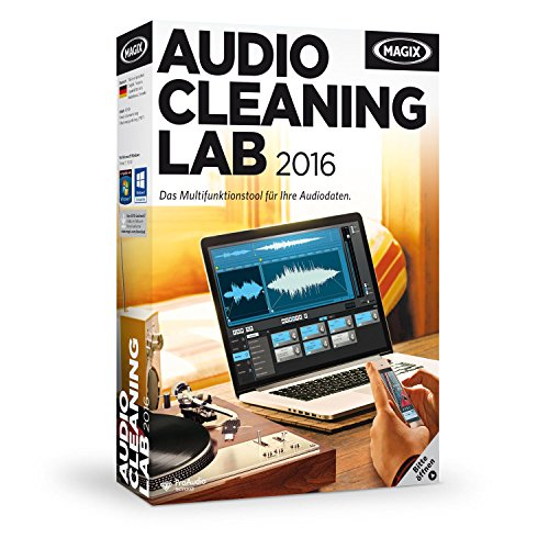 MAGIX Audio Cleaning Lab 2016 -